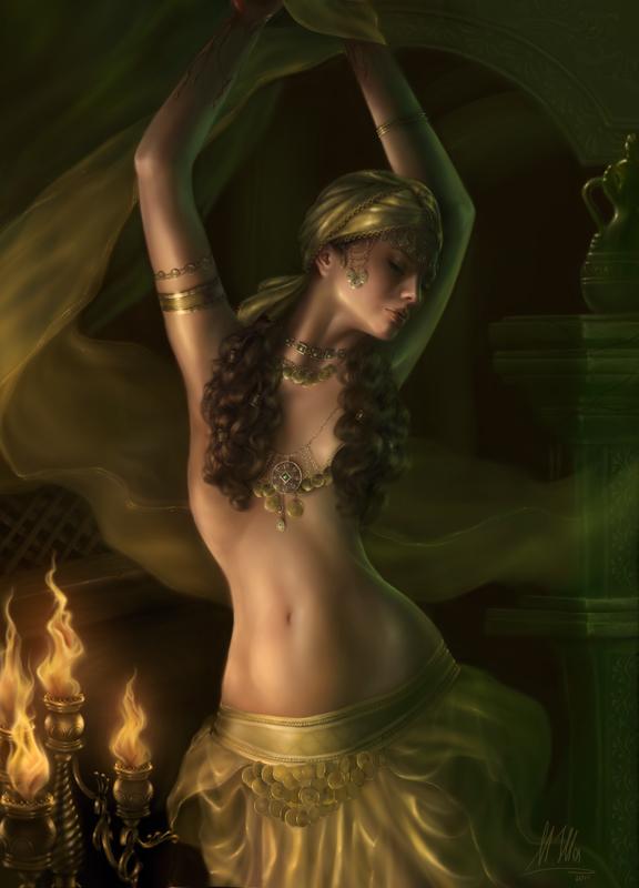 Salome by sinhalite