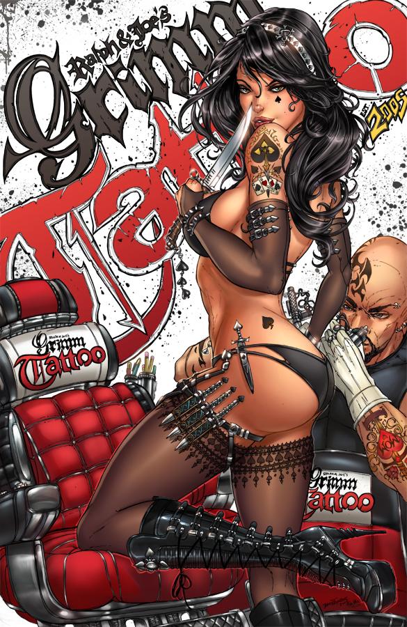 GFT Bad Girls #2, J. Tyndall by sinhalite