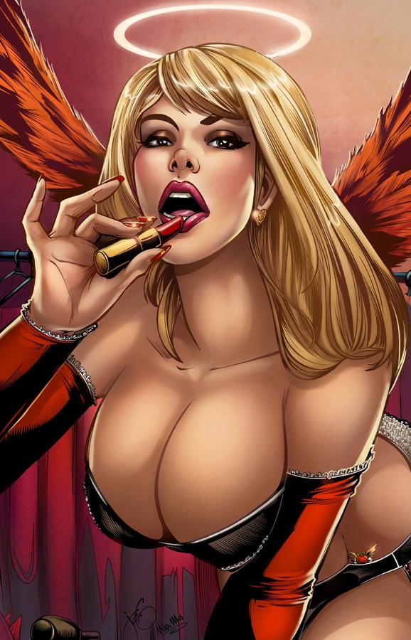 live sex show angel of fantasy roth