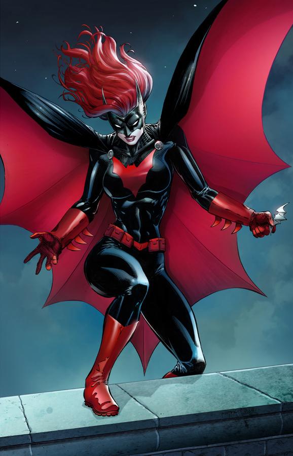 Batwoman, J. Metcalf by sinhalite
