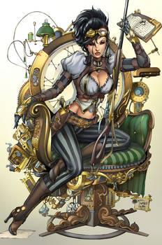 Lady Mechanika, M. De Balfo