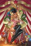 Zenescope Wonderland #44, pencils: P. Pantalena