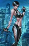 Catwoman, pencils: R. Kincaid