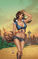 ZENESCOPE The Musketeers #1 ECCC Exclusive