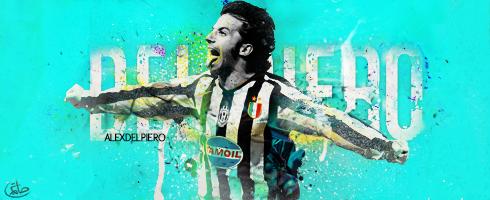 Del Piero by Hatem-DZ