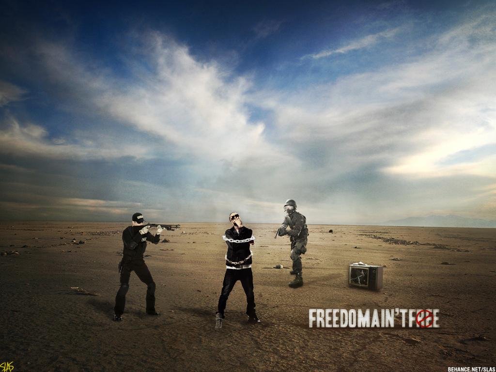 Freedom Ain't Free by Hatem-DZ