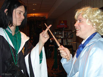 Snape vs Lockhart.. bring it. by brewing-trouble