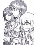 Golden Trio