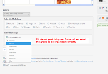 Tutorial: How to post things correctly on Groups by ANGI1997