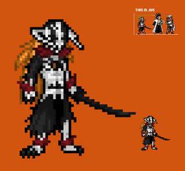 Ichigo Vasto Lorde JUS {REVAMP} by ANGI1997