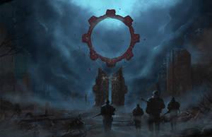 Obelisk City by Zeorymer0015