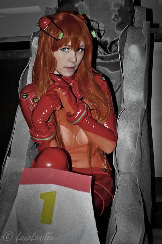 Asuka Evangelion: 2.0 You Can (Not) Advance by LauzLanille