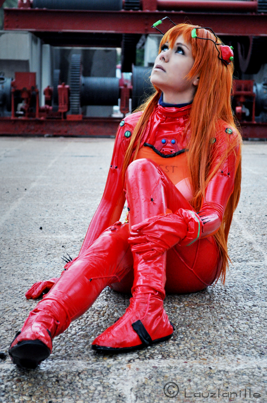 Asuka Evangelion: 2.0 You Can (Not) Advance 02 by LauzLanille