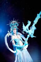 Kougyoku djinn equip VINEA from Labyrinth of Magic by LauzLanille
