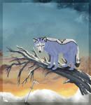 Sly silver fox