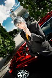 Mr Usami, You are a poser