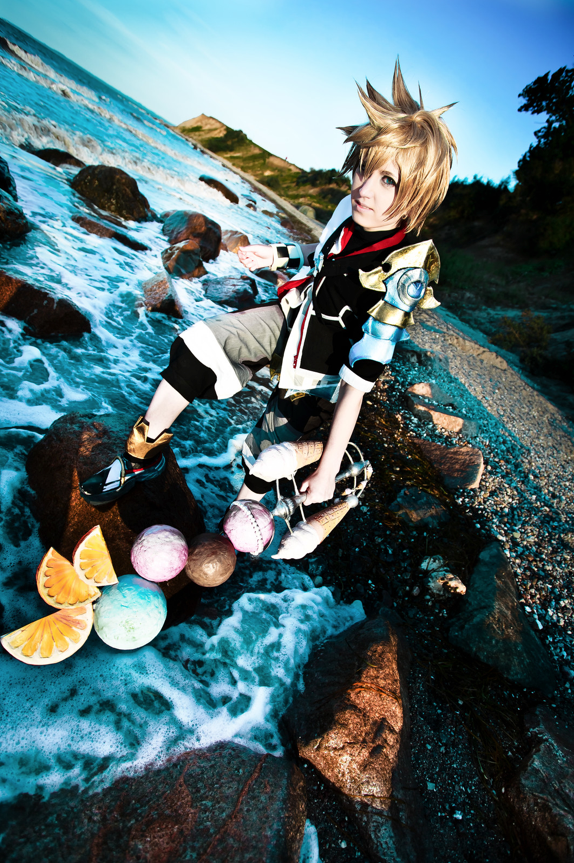 Ventus Kingdom Hearts Birth by Sleep by Midgard1612