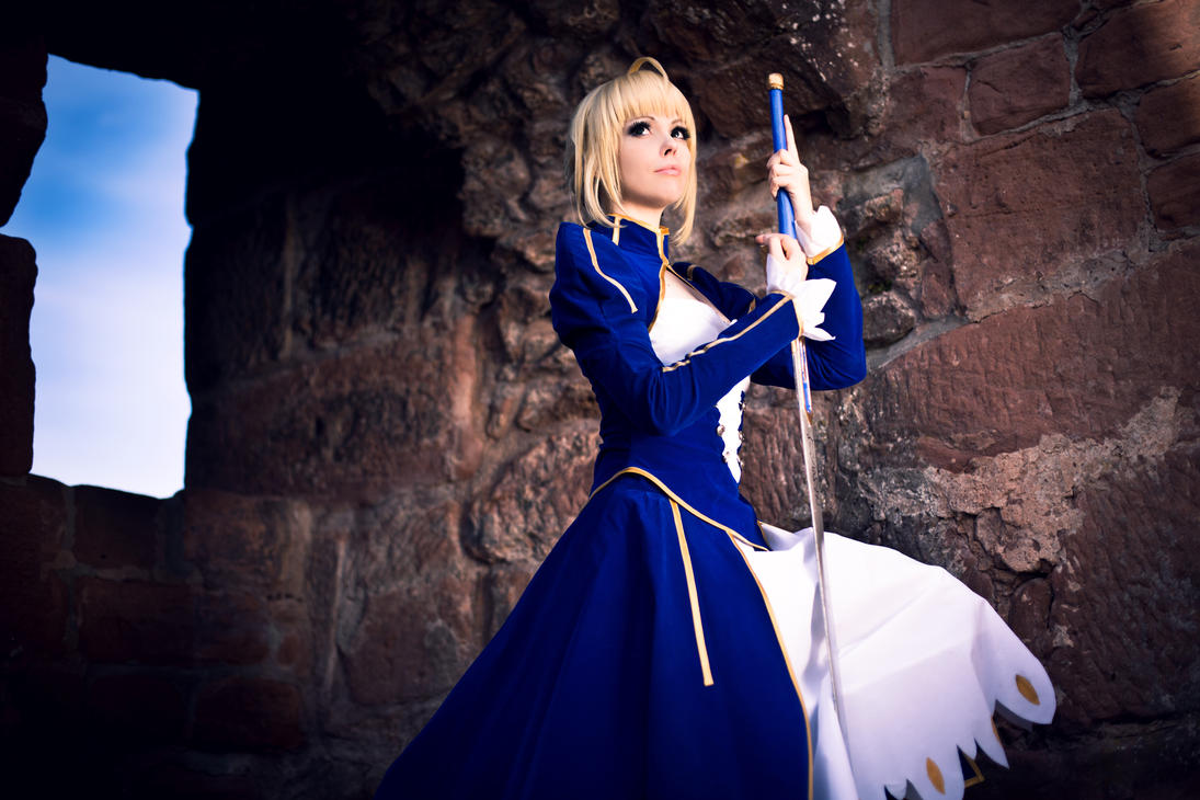 Fate Stay Night - Saber [Preview] by Midgard1612