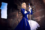 Fate Stay Night - Saber [Preview]