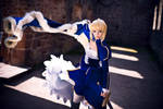 Saber II - Fate Stay Night