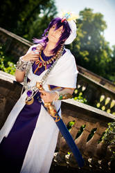 Highking Sinbad - MAGI the Labyrinth of Magic