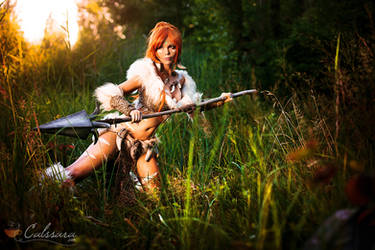 Nidalee - League of Legends - Hunting