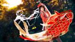 Adekan - Shiro Yoshiwara - Playing with the Wind
