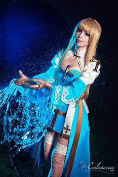 Holy Water - Ragnarok Archbishop