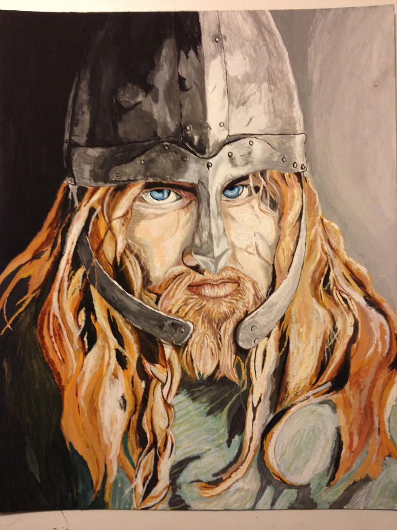 Viking by Zombies4life