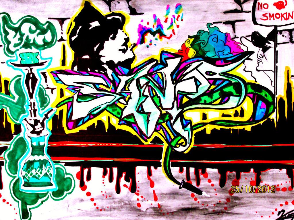 Graffiti Smoke Weed | www.imgkid.com - The Image Kid Has It!