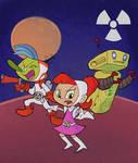 Year 04 - Atomic Betty Series