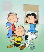 Year 04 - Peanuts Series by SuperLeviathan