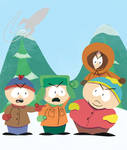 Year 05  - South Park Series