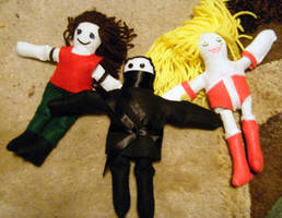 Dolls by SidekickGirl