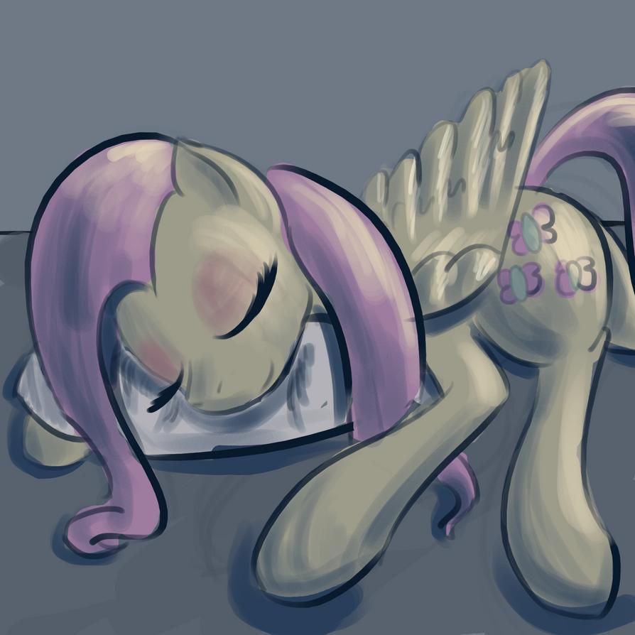 SleepingShy by Popprocks