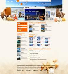 Web Design by Pijushroy24