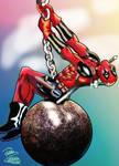 Art - Deadpool
