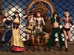 Disney Girls goes Steampunk