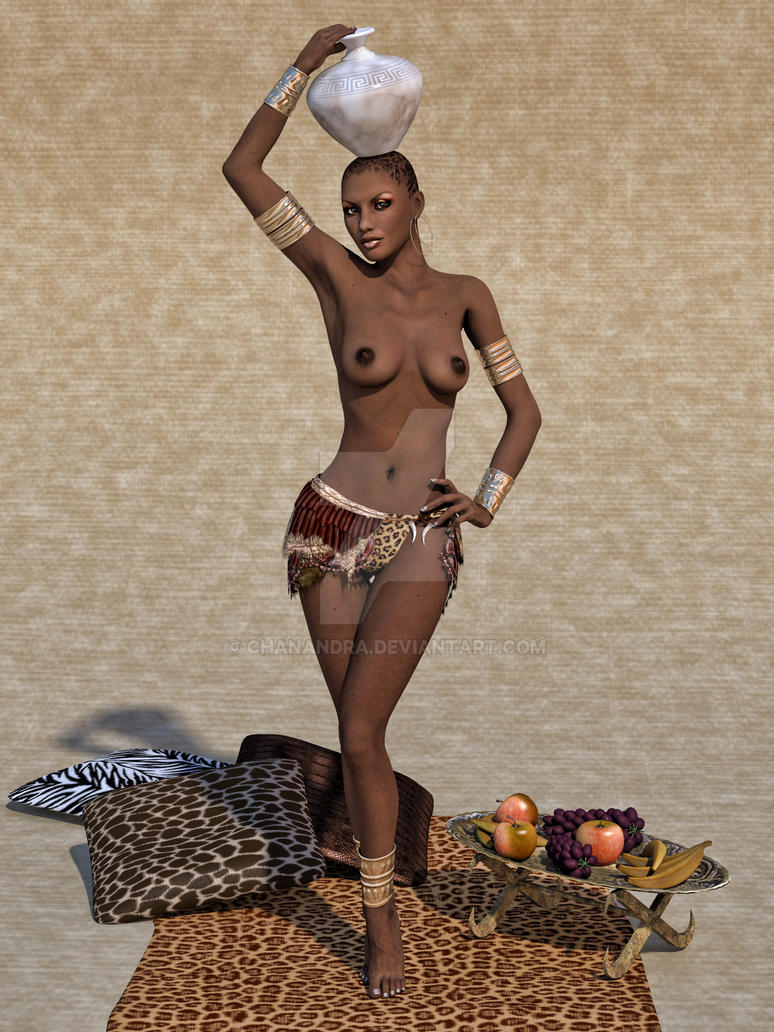 Masika - Pride of Africa by chanandra