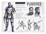 Punisher Redesign