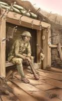 The Bludgeon by WoodardIllustration