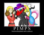 Pimp Demotivator