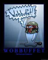 Wobbuffet Demotivator by novaburst16
