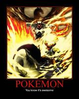 Pokemon Demotivator by novaburst16