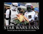 Star Wars Fans Demotivator
