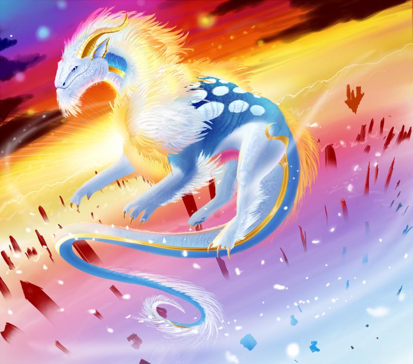 Aegis Dragon by krastei