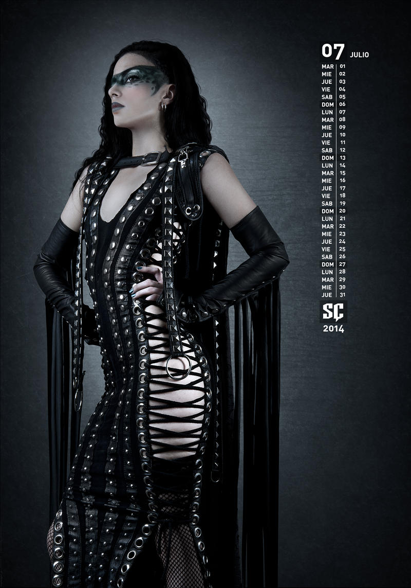 Tribal Style Fashion Goth
