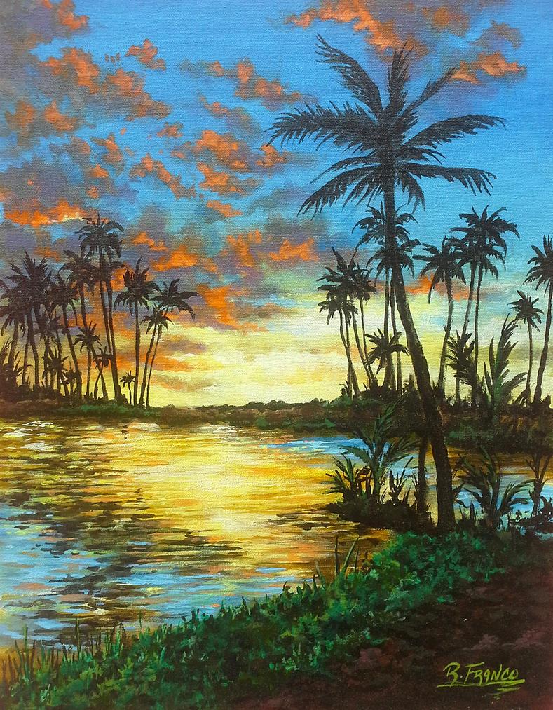 Praia II by ricardoafranco