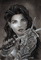Warrior Princess V