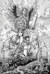 Ceu e Inferno by ricardoafranco